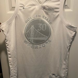 Nike MVP commemorative Stephen Curry jersey